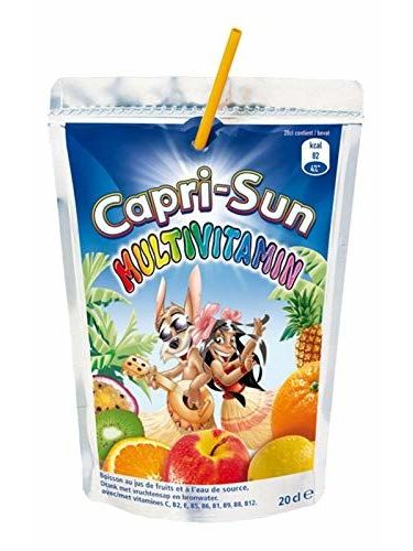 Capri-Sun Multivitamin 20cl (pack De 10)