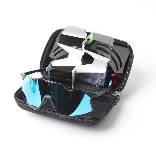 Nova hypercraft ciclismo óculos de sol sagan le coleção ciclismo óculos óculos de sol velocidade acessórios da bicicleta peter 6