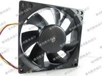 New 14CM 14cm LED Green Light Computer Case Radiator Fan 14025