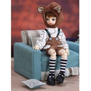 Image 3 - חדש סו בובת BJD SD 1/6 YoSD גוף דגם ילדים צעצועי גבוהה באיכות שרף דמויות חמוד מתנה Luodoll OB11