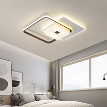 цены Modern LED Ceiling Lights Living room Bedroom luminaire plafonnier Lustre Acrylic Metal Ceiling lamp Lighting fixture