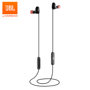 JBL C125BT Wireless Bluetooth 5.0 Earphone Sports Bass Sound Magnetic Headset 3-Button Remote With Mic for iPhone/XiaoMi Android