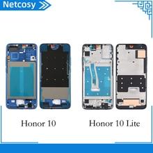 Netcosy สำหรับ Huawei Honor 10 10Lite แผ่นกลางฝาครอบกรณีการเปลี่ยนกรอบกรอบกลางสำหรับ Honor 10 10Lite