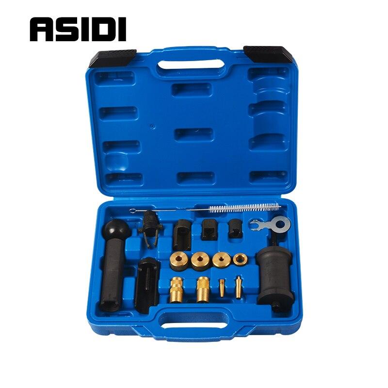 18PC Injector Puller Removal Installer Tools Set For VAG Audi VW FSI Petrol PT1200