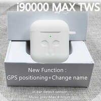 Original i90000 Max TWS Air 2 changer le nom emplacement Bluetooth casque dans l'oreille capteur PKi90000Pro i1000 i2000 i9000X i5000 i9000TWS