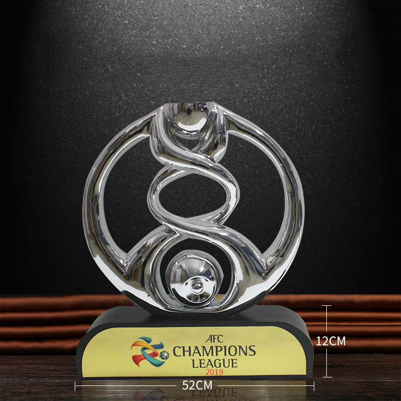 52 Cm Original Size 1: 1 AFC Trophy Model Asian Champions Cup Trophy Asian Club Trophy China Football League Trophy Souvenir