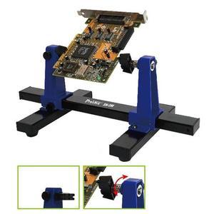Image 2 - SN 390 360 Graus Ajustável Titular PCB Placa de Circuito Impresso de Solda Titular Grampos de Montagem