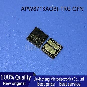 10PCS APW8713AQBI-TRG APW8713A APW8713 QFN IC New original 5pcs a7105 qfn smd new and original ic free shipping