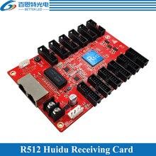 Huidu สี LED แสดงผลรับการ์ดทำงานร่วมกับ C15,C35,A601 2 3,A3 4 5 6,T901 ฯลฯ