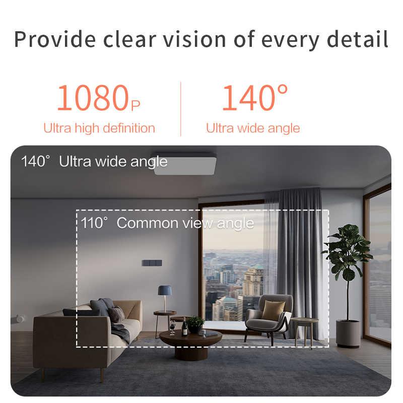 ใหม่Aqara G2Hกล้อง 1080P HD Night VisionสำหรับApple HomeKit Xiaomi Mi Home APPการตรวจสอบZigbee 3.0 สมาร์ทhome Securityกล้อง