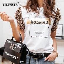 Elegant Letter Print Women Blouse Shirts