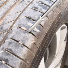 Крюк для чистки автомобильных шин многофункциональный крюк для чистки шин камень скребок нить очиститель для крючков принадлежности для ухода за автомобилем