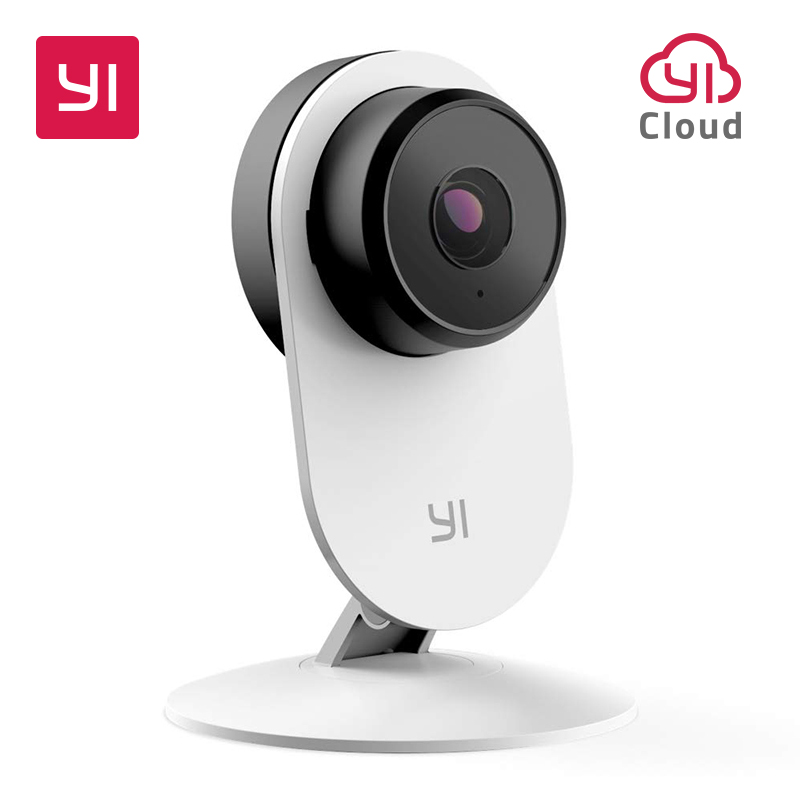 YI Smart Home Camera 3 AI-Powered 1080p Security Surveillance System Indoor House Cam With Human Detection Two-Way Audio Monitor