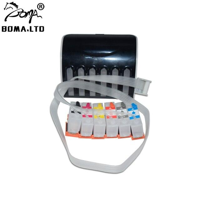 Cartucho de tinta recargable 312XL 314XL T312 sin Chip Ciss para EPSON Expression Photo HD XP-15000 XP15000 XP-15010 XP-15080