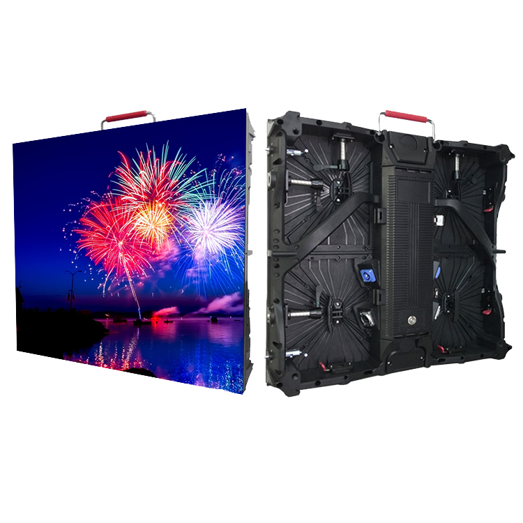 P2.6 P2.97 P3.91 Indoor Videowall RGB Smd Black Led Led Panel For Church Stage Background