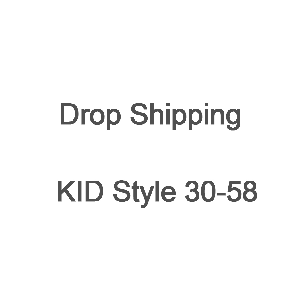 US Drop Shipping LINK KID Style 30-58