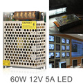 DC переключатель 60 Вт алюминиевый сплав переключатель питания адаптер драйвера/источник трансформатора для светодиодных лент светильник/О...