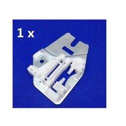 Oe: 51357125060 untuk BMW X5 E53 Jendela Regulator Perbaikan Klip dengan Slider Logam Sisi Kanan Belakang 99-07