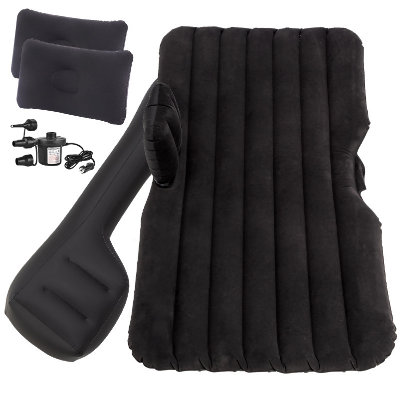 Car inflatable bed Multifunctional travel bed 820*1350(mm) car mattress PVC+ Air Pump 1