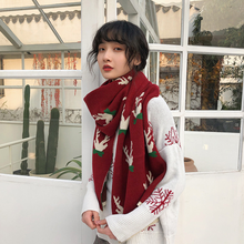 [Подарок на Новый год] Японский олененок для девочек Зимний