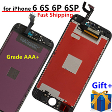 LCD Replacement For iphone 6 Screen Digitizer Assembly Display Touch for 6s  plus lcd