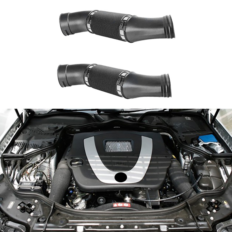 1120943482 1120943582 Left +Right Side Air Intake Duct Hose for Mercedes Benz W211 E240 E320 2003-2008