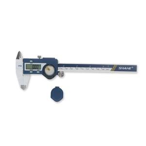 Image 4 - Shahe קליפר הדיגיטלי 150 mm אלקטרוני Vernier Caliper מיקרומטר Paquimetro דיגיטלי 150 mm Caliper נירוסטה