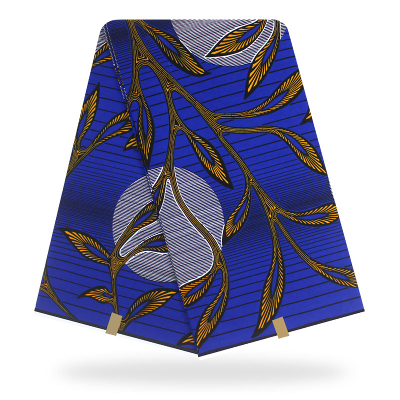 African Fabric Wax Pring Material Guaranteed Veritable African Wax Fabric ,Nigerian Style Wax Printed Fabric Patchwork Sewing