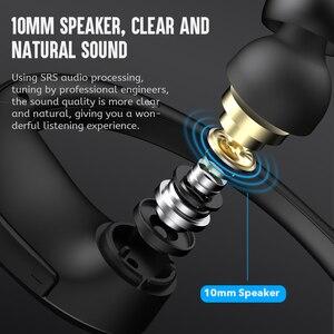 Image 4 - DACOM นักกีฬาไร้สายหูฟังสเตอริโอบลูทูธ 5.0 หูฟังตัดเสียงรบกวนหูฟังกันน้ำพร้อมไมโครโฟน
