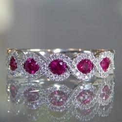 Женское романтическое кольцо с ромбовидным кольцом CHAMSS, подарок на день рождения, оптовая продажа с фабрики
