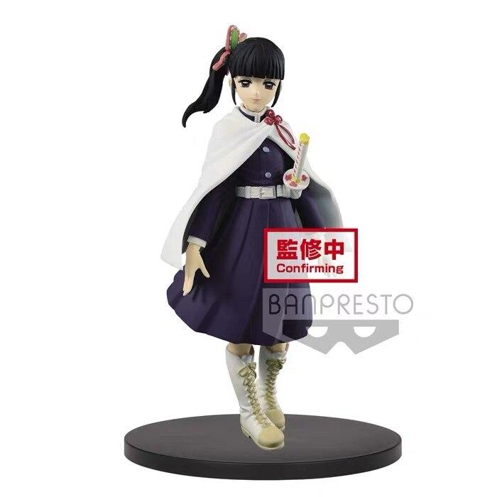 Preorder May Original Banpresto Kimetsu No Yaiba Figure Tsuyuri Kanawo PVC Action Figure Model Figurals