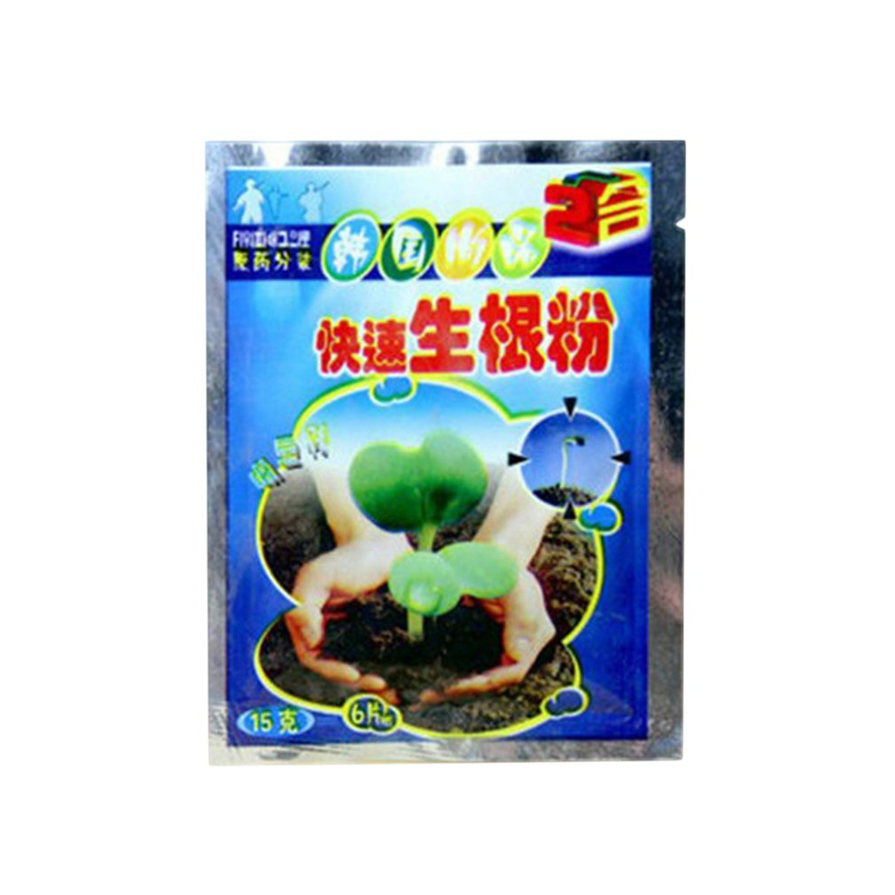 Rapid Rooting Powder To Help Germination Flower Transplanting Cutting Seedlings Required Fertilizer To Improve Survival Rate