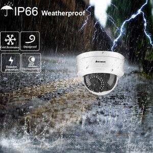Image 2 - 5MP Gesicht Rekord POE NVR Kits Sicherheit Kamera CCTV System In/Außen Gesicht Unterscheiden IP Dome Kamera P2P Video überwachung Set