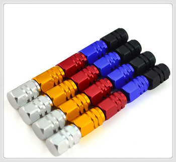 Aluminum Car Truck Tyre Tire Valve Core Caps Wheel Cover for BMW EfficientDynamics 335d M1 M-Zero 545i 530xi X2 X3 M5 M2 image