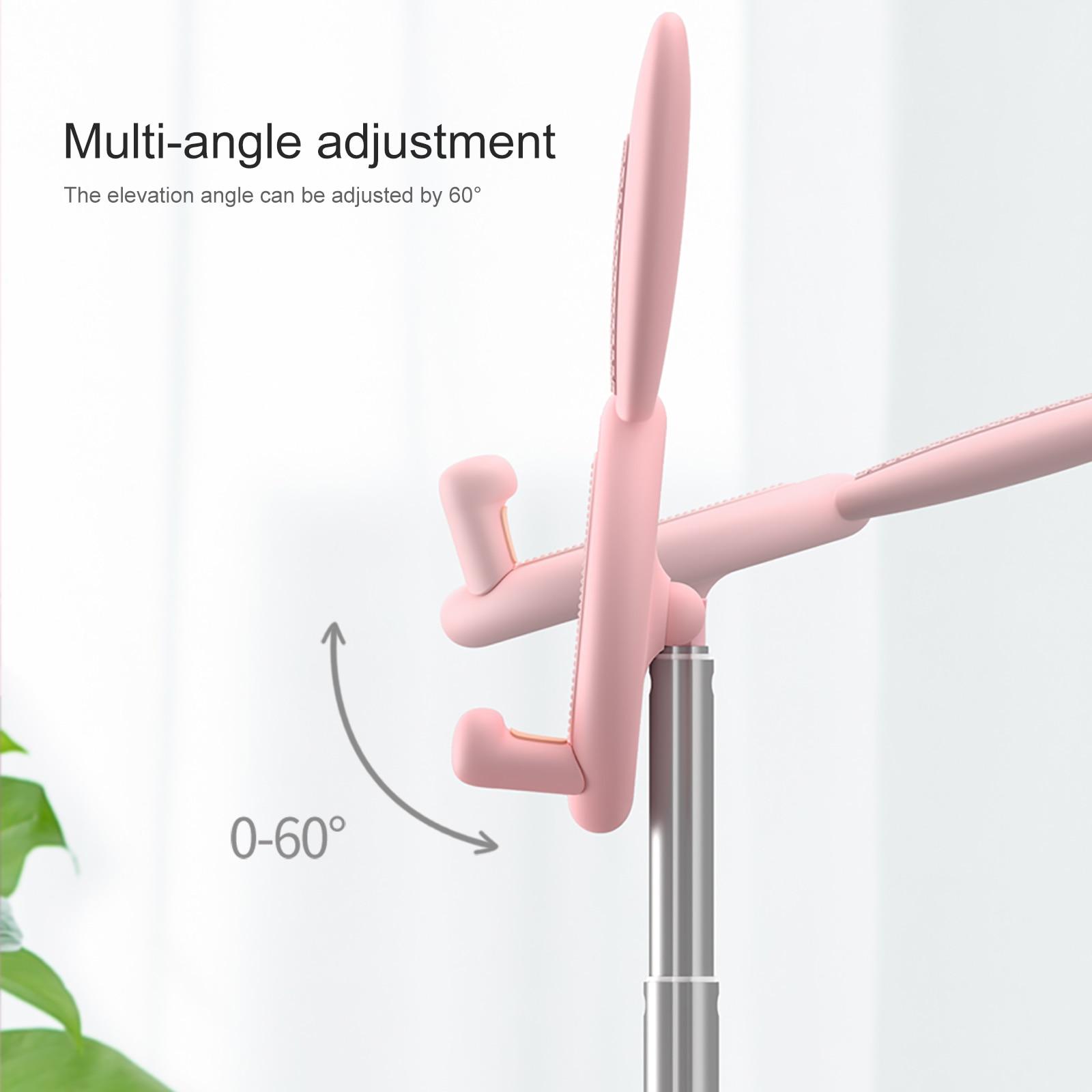 Kawaii Pink Bunny Phone Holder/Stand  2