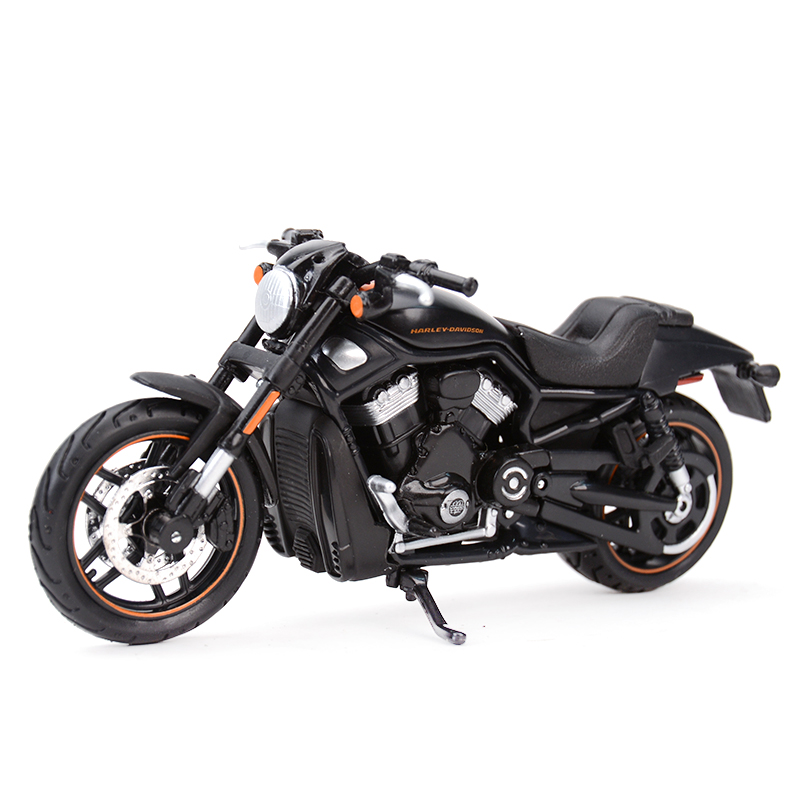 Maisto 1:18 2012 VRSCDX Night Rod Special Diecast Alloy Motorcycle Model Toy