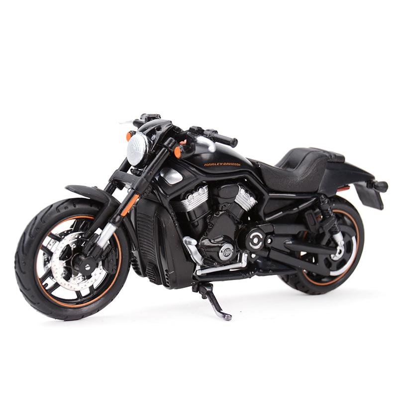 Maisto 1:18 2012 VRSCDX Night Rod Special Diecast Alloy Motorcycle Model Toy