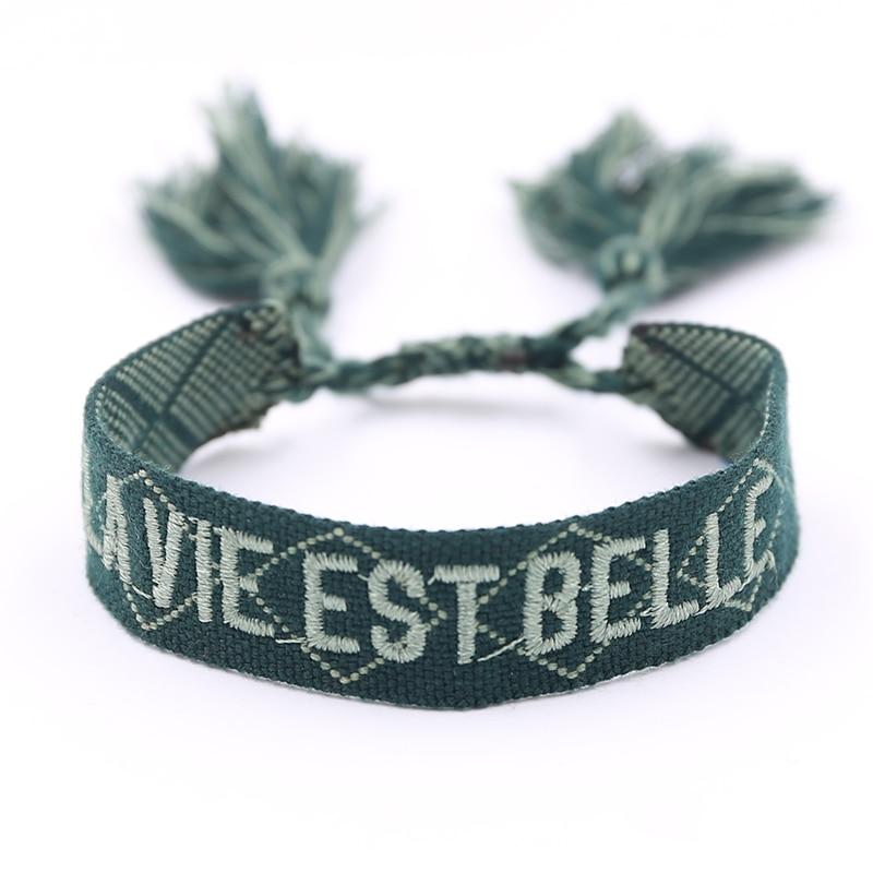 lavieest belle-green