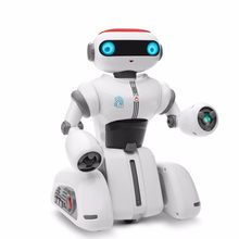 SHAREFUNBAY F12 rc roboter fingerprint anerkennung intelligente multi-funktion barriere roboter interaktive unterhaltung kinder spielzeug(China)