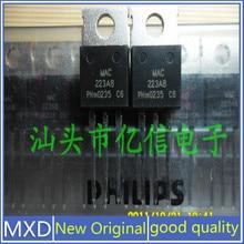 5 pçs/lote novo original importado scr mac223a8 MAC223-A8 genuíno boa qualidade