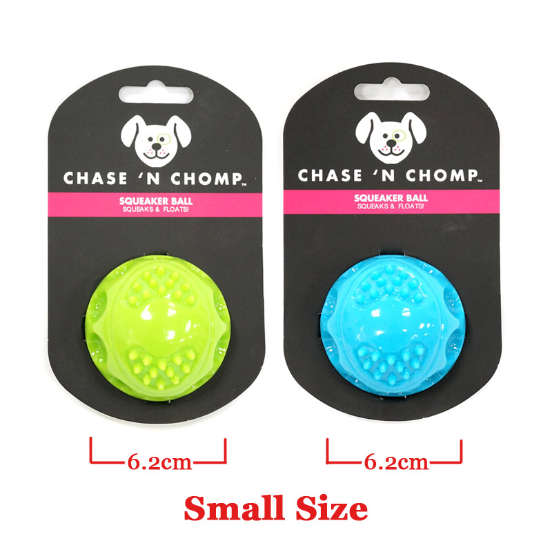 2 small balls