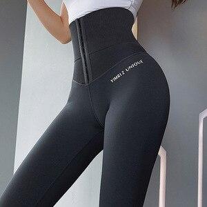 Mulheres legging para fitness inverno cintura alta leggings push up esportes leggings feminino sexy magro preto legging