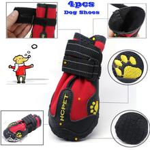 2019 Sport Dog Shoes For Large Dogs Pet Outdoor Rain Boots Non Slip Puppy Running Sneakers Waterpoof Accessories