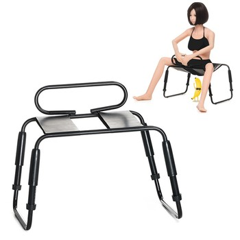 Кресло для секса, растягивающийся пояс, амулет, трамплин, Массажная подушка для точки G, интимная мебель для взрослых, диванные качели, игруш