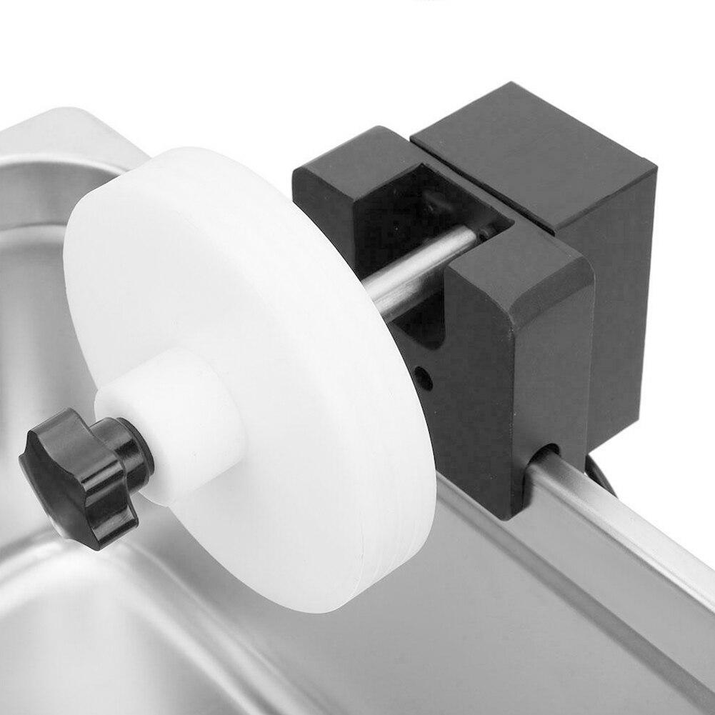 Портативная стойка для очистки для виниловых записей, аудиоаксессуары, вилка США, регулируемая мощность, ультразвуковая, прочная для дома,