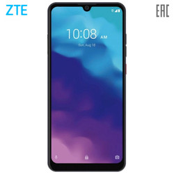 Смартфон ZTE Blade A7 2020 15,5 см (6.09дюйм) 19.5:9 1560 x 720, 4x2,0 ГГц+4x1,5 ГГц, 8 Core, 2GB RAM, 32GB, 16 МП+8 МП+2 МП/8Mpix
