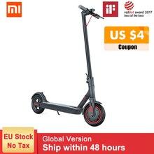 Xiao mi jia Pro умный электрический скутер с Ховербордом для взрослых складной mi скейтборд KickScooter 45 км приложение аккумулятор 12800 мАч