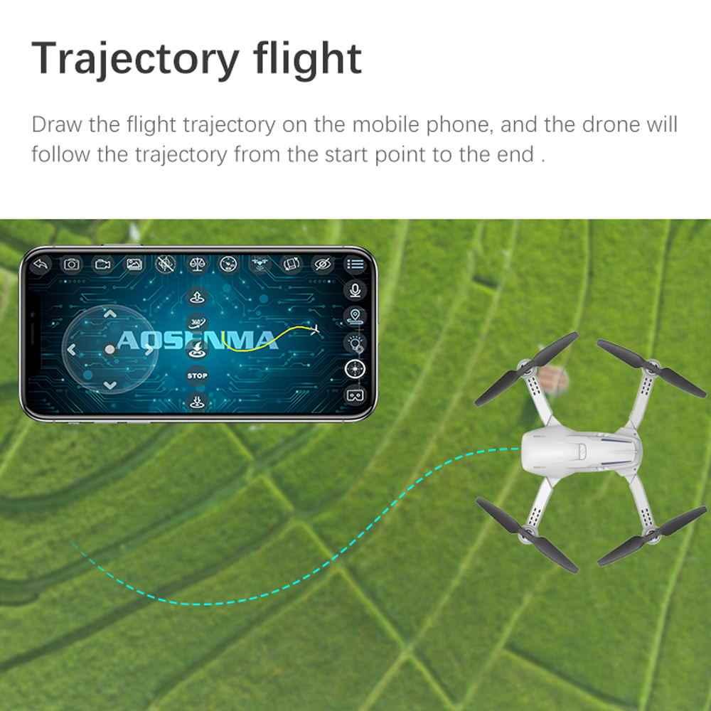 GoolRC S162 RC ドローンとカメラ 4 18K ミニドローン調節可能な広角 5 3G WIFI GPS ジェスチャー FPV RC quadcopter Dron フォローミー
