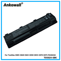 For Toshiba C805 C840 C845 C850 C855 C870 C875 PA5024U Laptop Battery