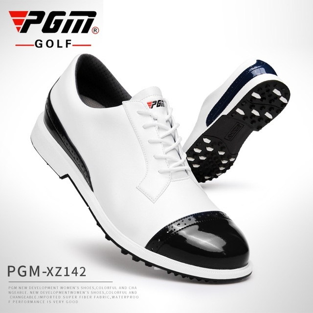 Professional Spikeless Golf Shoes (Brogue Style)